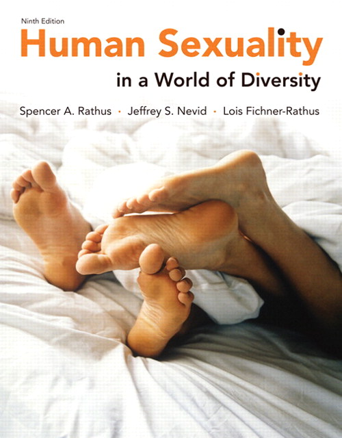 Human Sexuality in a World of Diversity, CourseSmart eTextbook, 9th Edition