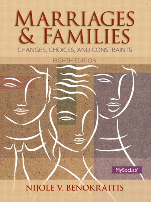 Marriages and Familes Plus NEW MySocLab with Pearson eText -- Access Card Package, 8th Edition