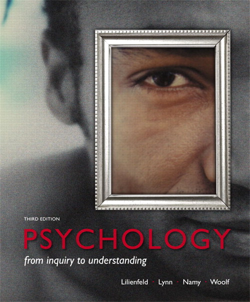 Psychology: From Inquiry to Understanding (paperback), 3rd Edition