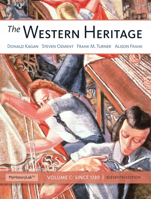 Western Heritage, The: Volume C, 11th Edition