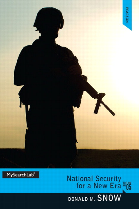 National Security for a New Era, CourseSmart eTextbook, 5th Edition
