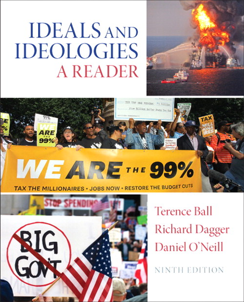 Ideals and Ideologies: A Reader, CourseSmart eTextbook, 9th Edition