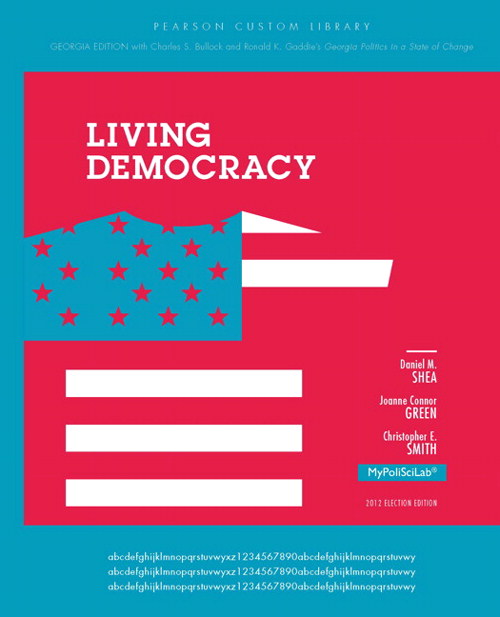 Living Democracy, Georgia Edition, 4th Edition
