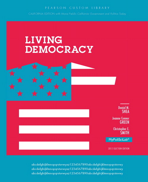 Living Democracy, California Edition, 4th Edition