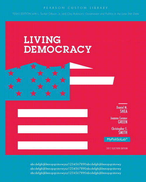 Living Democracy, Texas Edition, 4th Edition