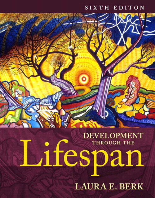 Development Through the Lifespan, CourseSmart eTextbook, 6th Edition