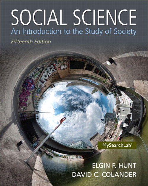 Social Science: An Introduction to the Study of Society, 15th Edition