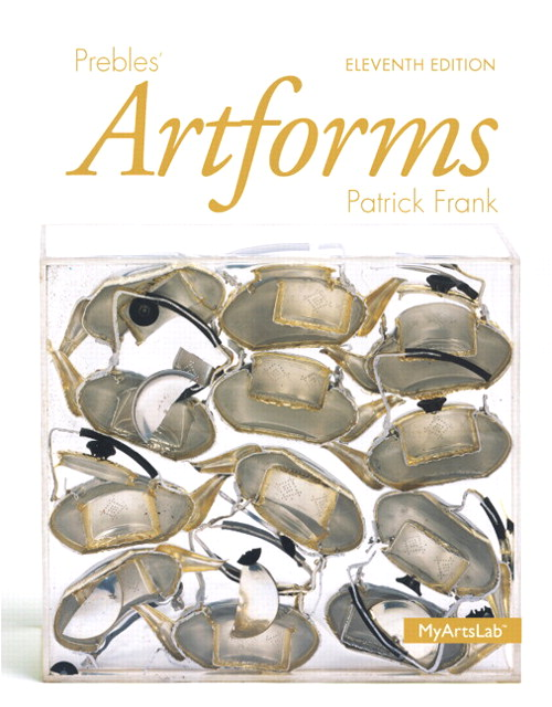 Prebles' Artforms, CourseSmart eTextbook, 11th Edition
