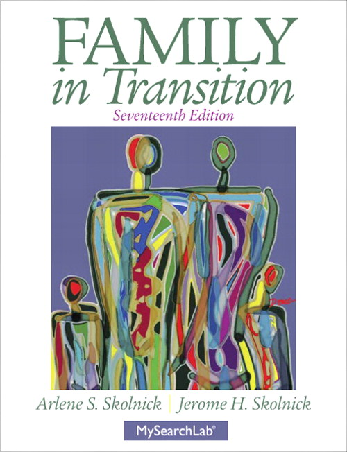 Family in Transition, CourseSmart eTextbook, 17th Edition
