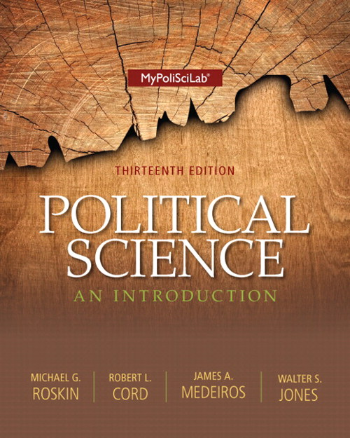 Political Science: An Introduction, 13th Edition