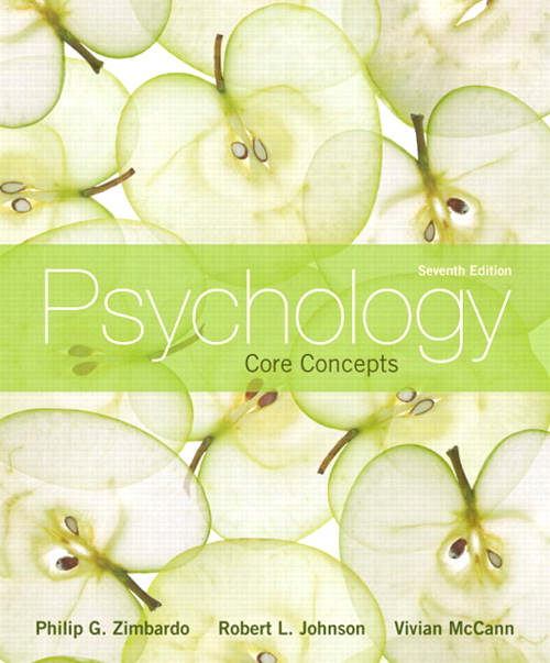 Psychology: Core Concepts with DSM-5 Update, 7th Edition