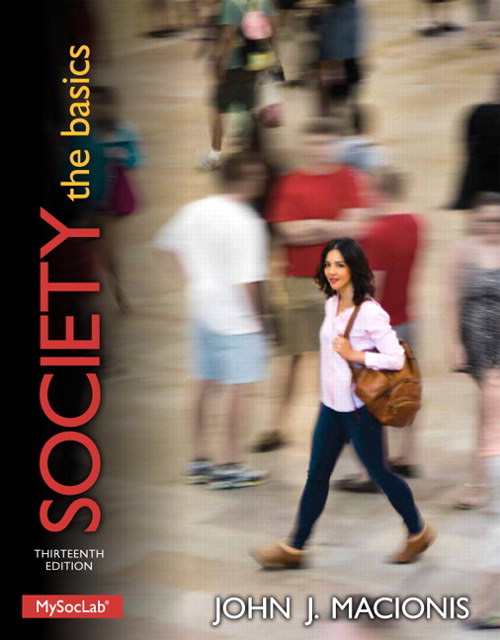 Society: The Basics, CourseSmart eTextbook, 13th Edition