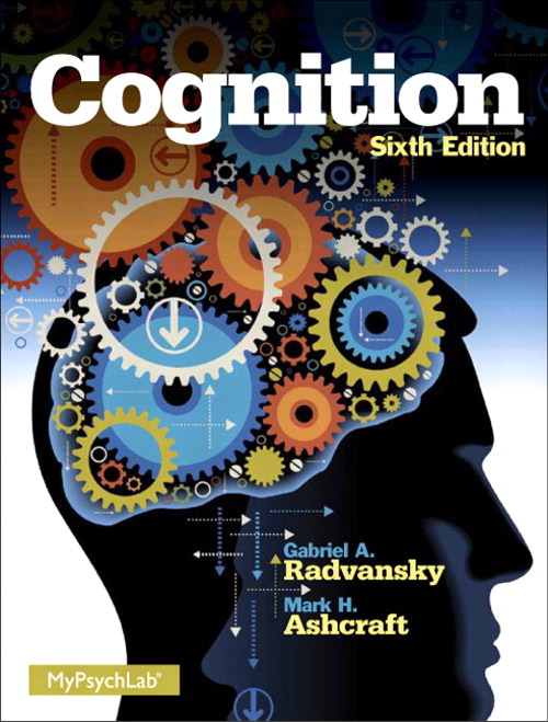 Cognition, CourseSmart eTextbook, 6th Edition