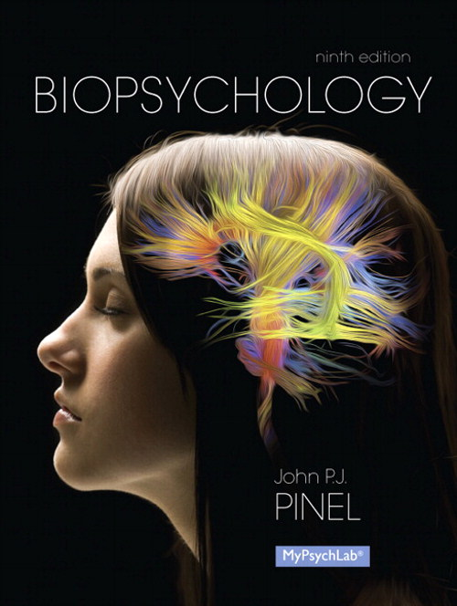 Biopsychology,  CourseSmart eTextbook, 9th Edition
