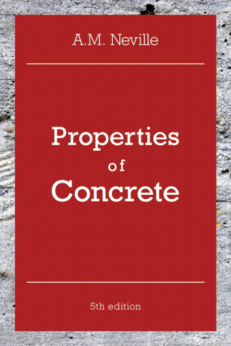 Properties of Concrete CourseSmart eTextbook, 5th Edition