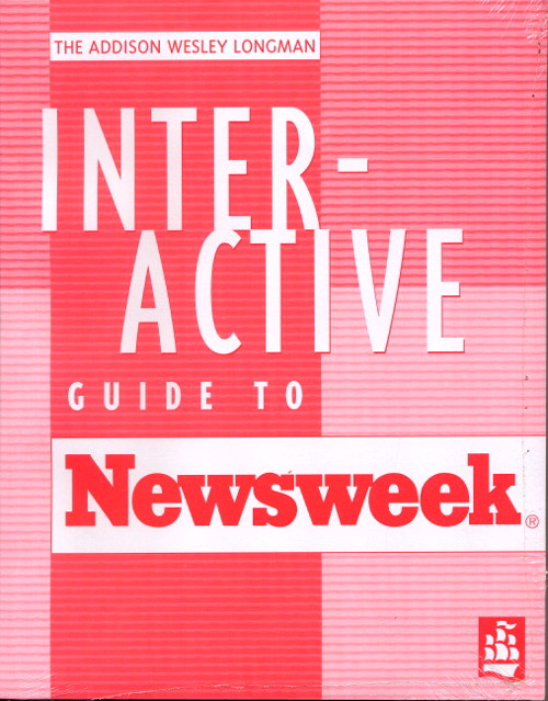 Cover image for Interactive Guide to Newsweek