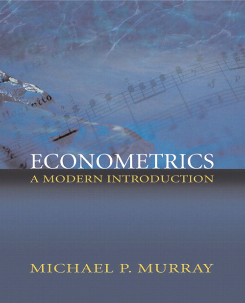 Econometrics: A Modern Introduction
