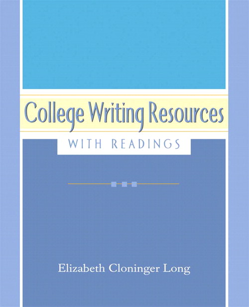 College Resources with Readings