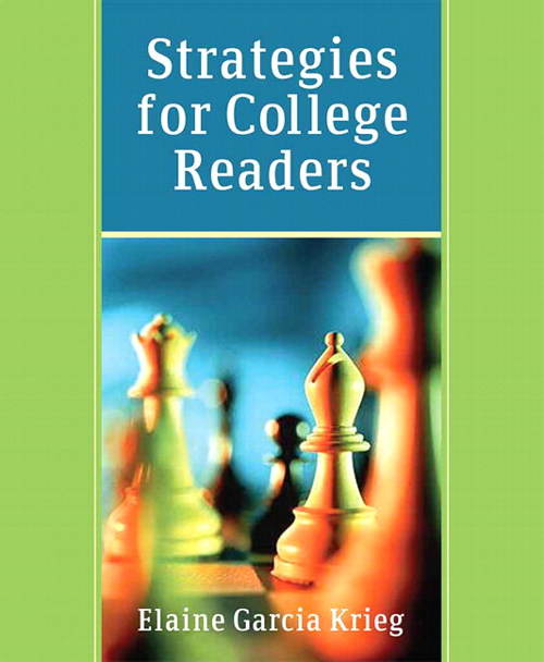 Strategies for College Readers