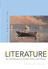 Literature an introduction to fiction poetry and drama book literature an introduction to fiction poetry and drama book alone 9th edition fandeluxe Images