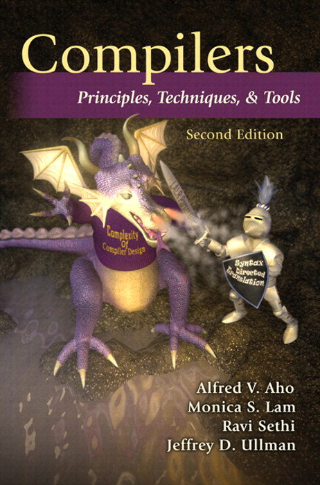 Compilers: Principles, Techniques, and Tools, CourseSmart eTextbook, 2nd Edition
