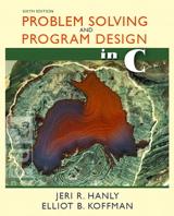Problem Solving And Program Design In C Free Pdf
