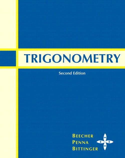 Cover image for Trigonometry, 2nd Edition
