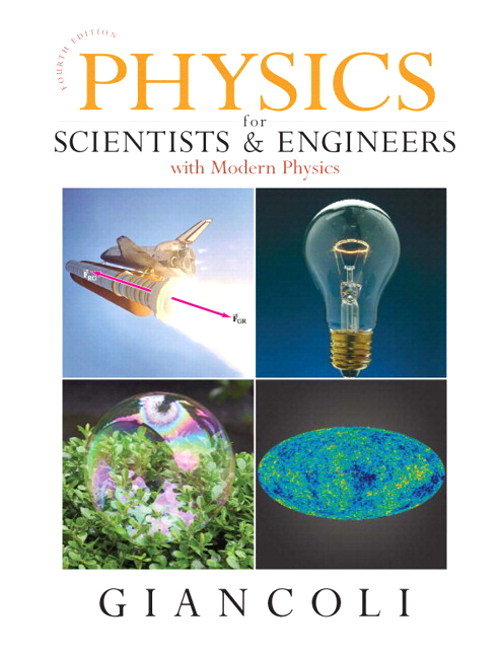 Physics for Scientists and Engineers with Modern Physics, CourseSmart eTextbook, 4th Edition