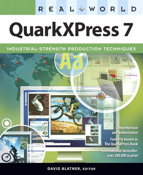 Real World QuarkXPress 7, Safari
