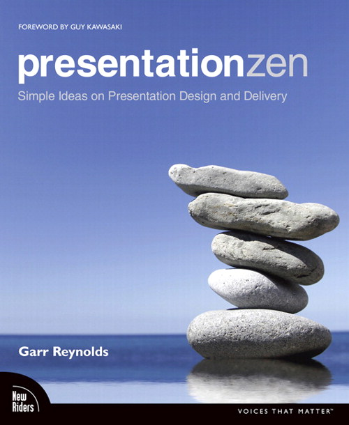 Presentation Zen: Simple Ideas on Presentation Design and Delivery, Safari