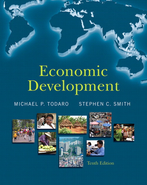 Economic Development, CourseSmart eTextbook, 10th Edition