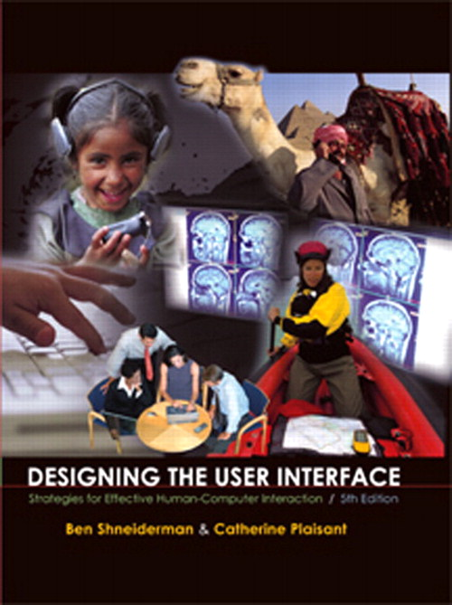 Designing the User Interface: Strategies for Effective Human-Computer Interaction, CourseSmart eTextbook, 5th Edition