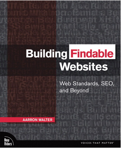 Building Findable Websites: Web Standards, SEO, and Beyond, Safari