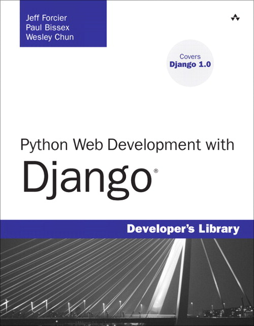 Python Web Development with Django, Safari
