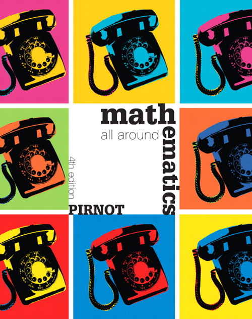 Mathematics All Around, 4th Edition