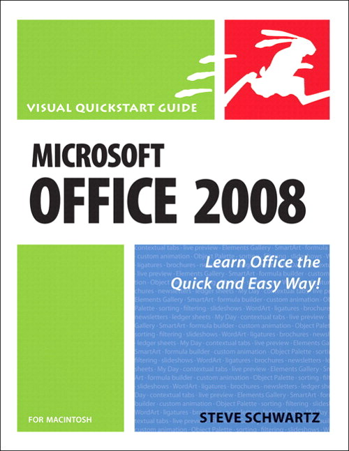 Microsoft Office 2008 for Macintosh: Visual QuickStart Guide, Safari