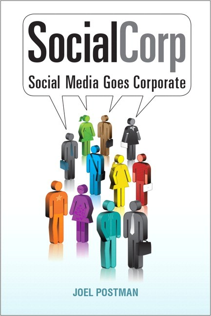 SocialCorp: Social Media Goes Corporate, Safari