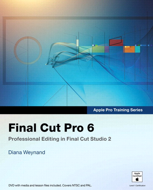 Apple Pro Training Series: Final Cut Pro 6, Safari