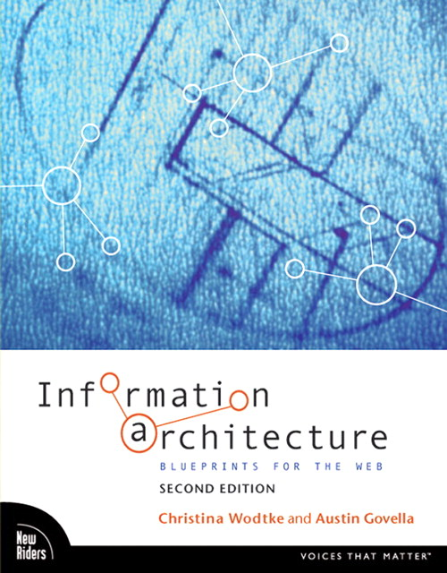 Information Architecture: Blueprints for the Web, Safari, 2nd Edition