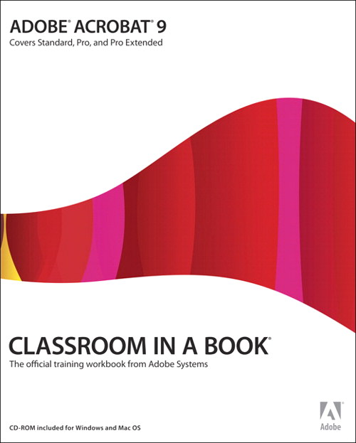 Adobe Acrobat 9 Classroom in a Book, Safari