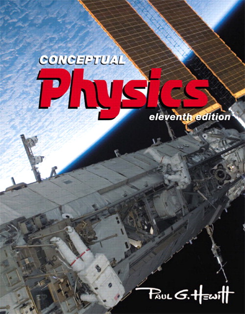 Conceptual Physics, CourseSmart eTextbook, 11th Edition
