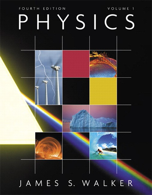 Physics with Mastering Physics, Volume 1, 4th Edition