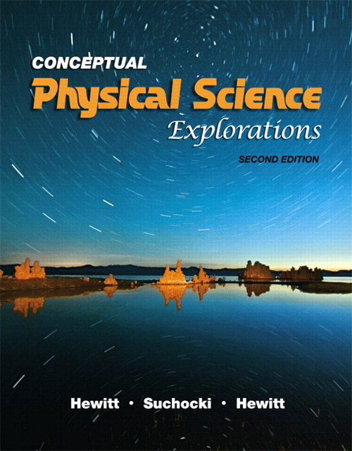 Conceptual Physical Science Explorations, CourseSmart eTextbook, 2nd Edition