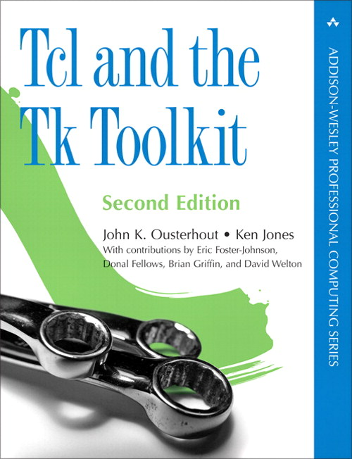Tcl and the Tk Toolkit, Safari, 2nd Edition