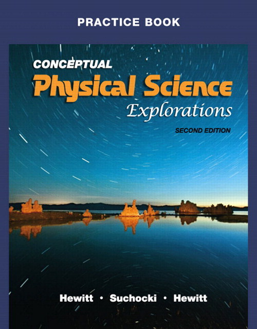 Cover image for Practice Book for Conceptual Physical Science Explorations, 2nd Edition