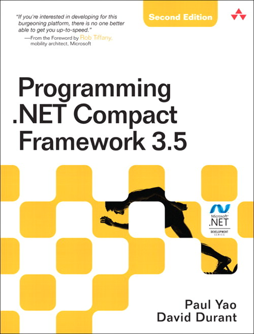 Programming .NET Compact Framework 3.5, Safari, 2nd Edition
