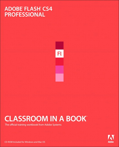 Adobe Flash CS4 Professional Classroom in a Book, Safari