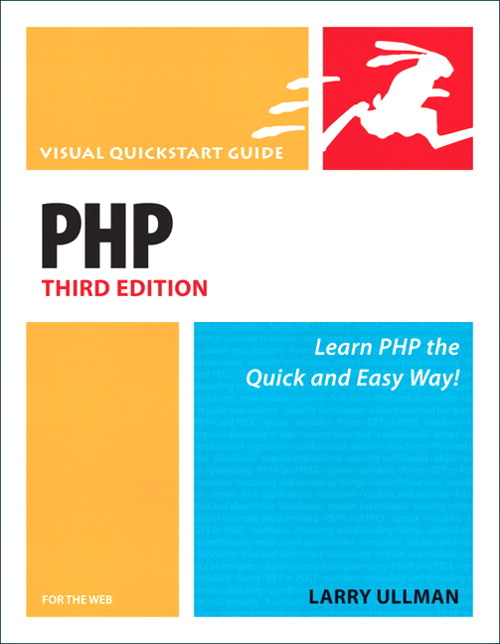 PHP for the Web: Visual QuickStart Guide, Safari, 3rd Edition