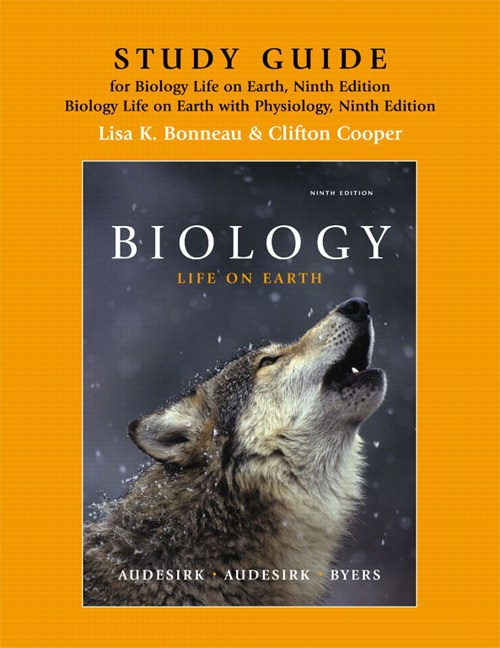 Cover image for Study Guide for Biology: Life on Earth and with Physiology, 9th Edition