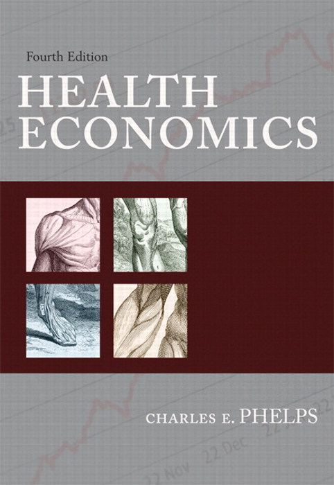 Health Economics, CourseSmart eTextbook, 4th Edition